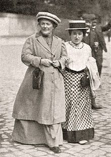 Clara Zetkin - Wikipedia, the free encyclopedia
