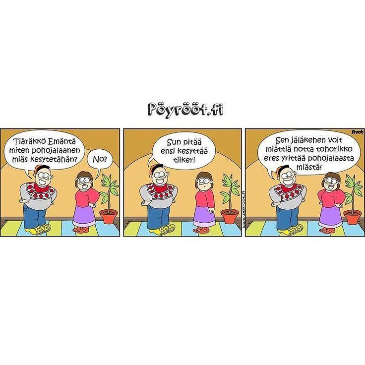   Pöyrööt-sarjakuva   #Pöyrööt #sarjakuva #Pohjanmaa #lakeus #EteläPohjanmaa #Suomi #Finland #finnish #maaseutu #moontäs