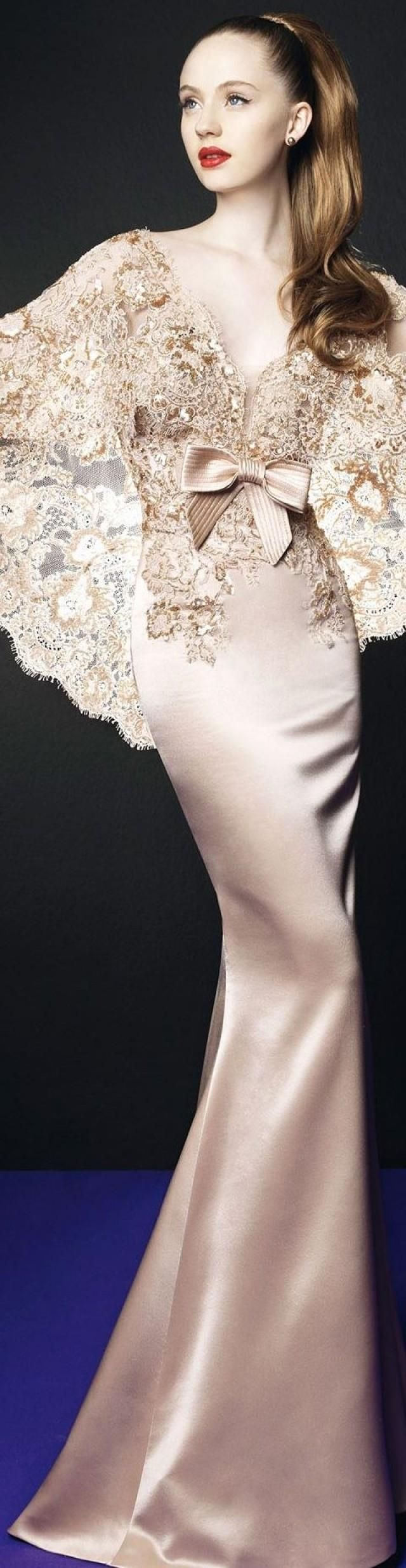 Zuhair Murad for Rosa Clará 2014 - one of my favorites