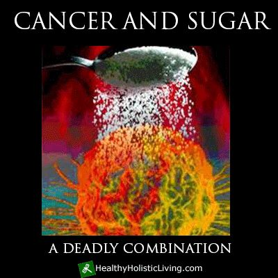 Sugar and cancer are locked in a death grip yet oncologists often fail to do what's necessary to stop their patients  from feeding their cancers with sweets.