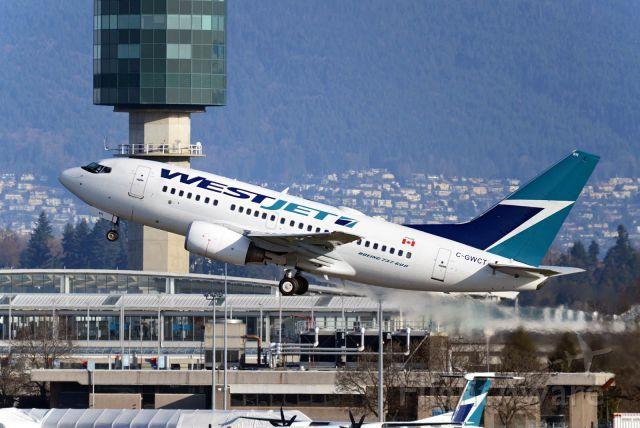 Photo of WJA Boeing 737-600 (C-GWCT) ✈ FlightAware