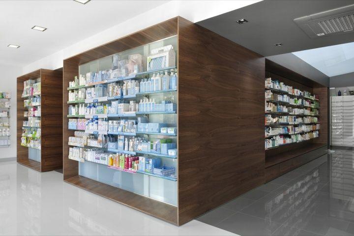 Campos Pharmacy by e|348, Póvoa de Varzim – Portugal