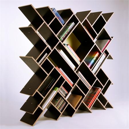 102 best Creative Bookshelves images on Pinterest Book shelves