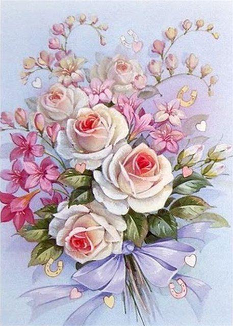 Gallery.ru / Фото #10 - Ещё раз розы... - Anneta2012
