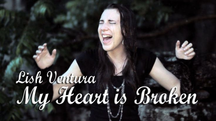 My Heart is Broken Evanescence Cover Song by Lish Ventura