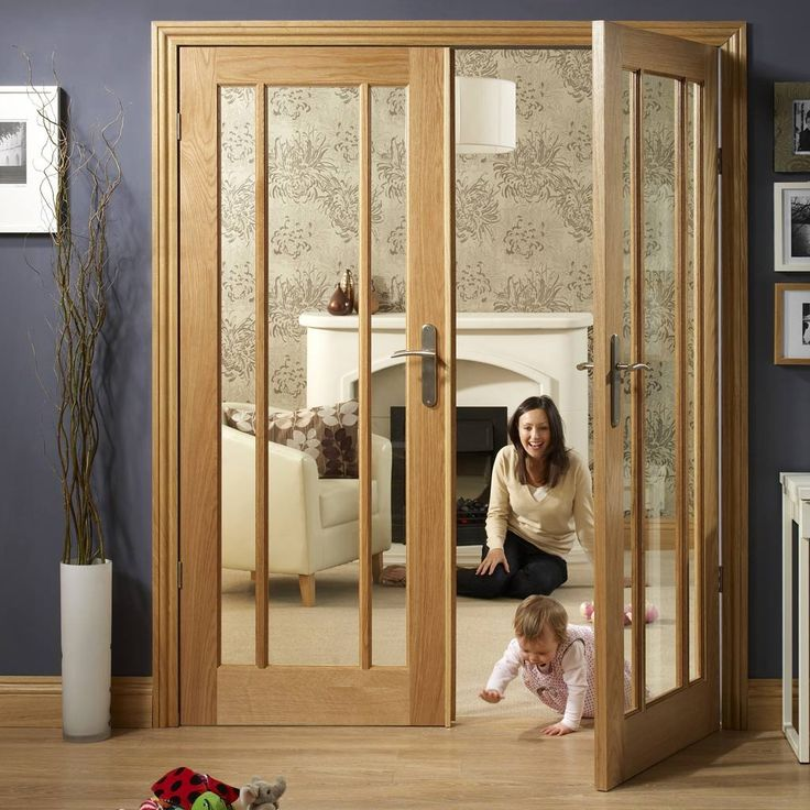 84 best double fire doors images on pinterest fire doors door worcester oak 3 pane fire door pair with clear safety glass and 30 minute fire rated planetlyrics Images
