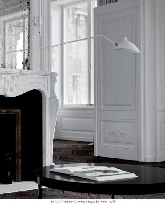 best 25+ paris apartment interiors ideas on pinterest | small