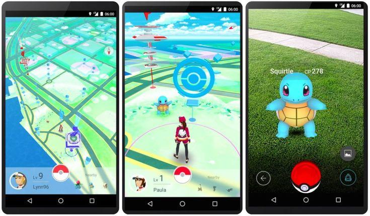 Niantic Labs es la unidad de Realidad Aumentada de Alphabet, empresa madre de Google, y desde allí llega más información sobre el juego Pokémon GO que han