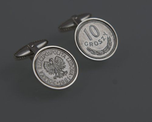 Poland Coin Cufflinks-genuine Grozsy Coins-100% Satisfaction Guarantee worldcoincufflinks,http://www.amazon.com/dp/B00FUGZWRK/ref=cm_sw_r_pi_dp_Crymtb1Z8NMX6S1Y