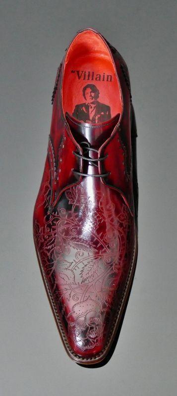 Moon - 'Poison' Barbed Laser Cut Gibson #virileman5