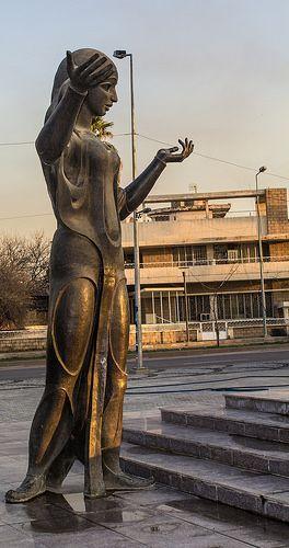 Statue of Scheherazade #2tista