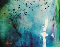 Paintings - Oils and Acrylic by Tamalia Reeves-Pyke, via Behance