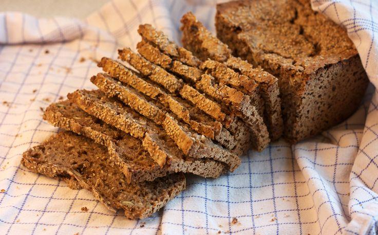 Bærmonster Klassisk: Rugbrød | Bærmonster