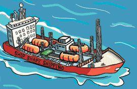 Transporte marino en condiciones adecuadas