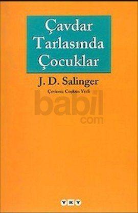 Çavdar Tarlasında Çocuklar, Salinger'ın tek romanı. Holden Caulfield'in masumiyet arayışının iç burkucu romanı. Belki de Salinger'ın. 1963'ten bu yana yeni bir yapıt yayımlamamasına ve neredeyse efsane haline gelmiş bir gizlilik içinde yaşamasına karşın, dünya edebiyat gündemindeki yerini hep koruyor.http://www.babil.com/urunler/1341622/cavdar-tarlasinda-cocuklar#description