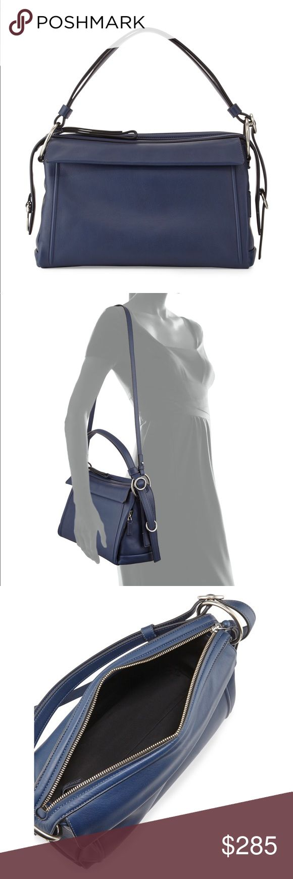 "NWT Marc by Marc Jacobs Prism Amalfi Coast Purse NWT Marc by Marc Jacobs Prism Amalfi Coast Purse »→ crossbody drop 22"" »→ flat shoulder strap drop 7"" »→ 8.8"" height »→ 14.2"" width »→ flap cover exterior front zip pocket »→ zip top closure »→ bag weighs 2lbs »→ sheepskin leather »→ new with tag Marc by Marc Jacobs Bags"