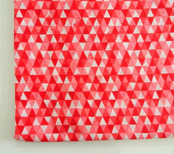 Hey, I found this really awesome Etsy listing at https://www.etsy.com/listing/281513118/geometric-indian-cotton-fabric-triangle