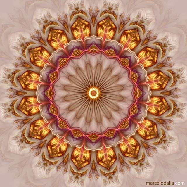 ManDalla: NOVA SÉRIE DE MANDALAS CÓSMICAS: Acordo Mandala.