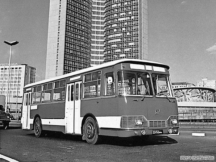 1962 Liaz 677