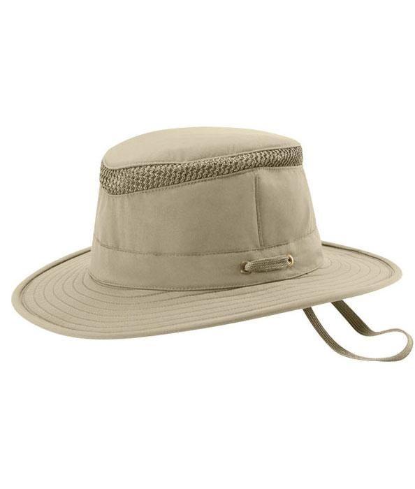 Tilley Hat - LTM5 AIRFLO Nylamtium Hat - Travel Hats for Men and Women