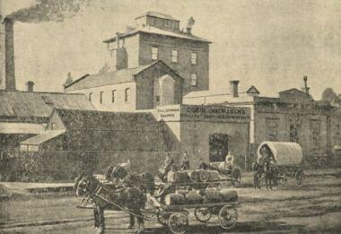 Ballarat Brewing Co., Armstrong St.