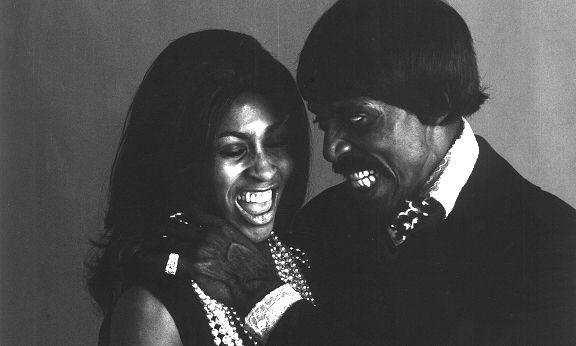 love hurts...  Tina & Ike Turner