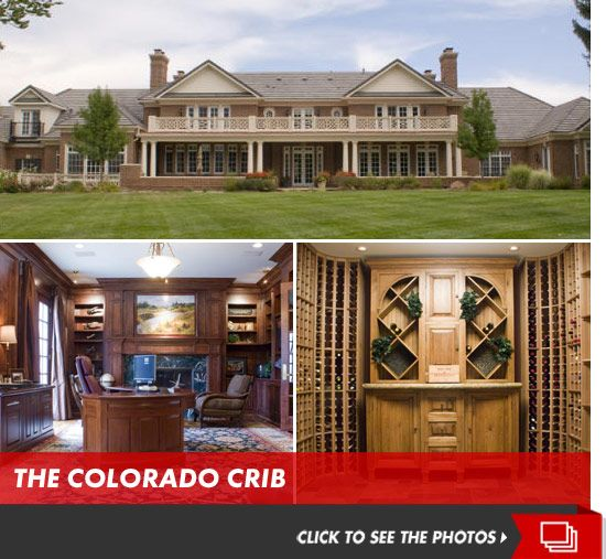peyton manning's denver house | Peyton Manning's new Devner mansion.