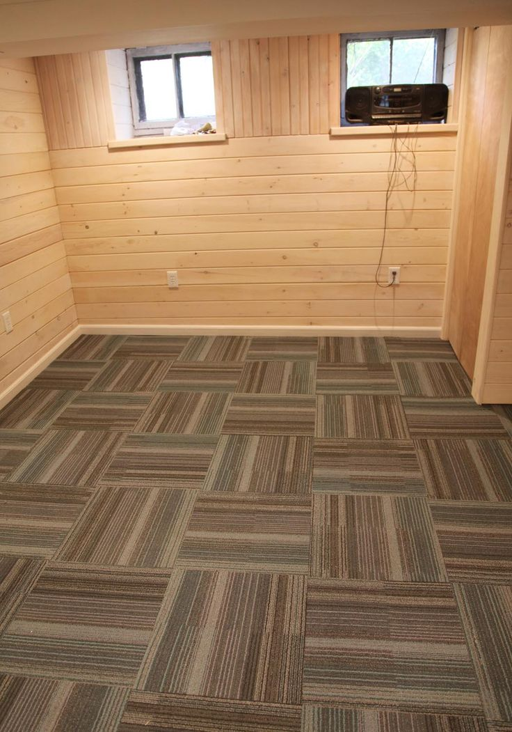 Perfect Carpet For A Basement