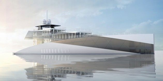 A glass yacht - Gallery -  Abitare English Abitare English