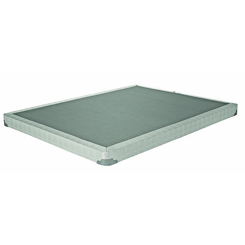 Coaster Furniture 350045KE Grey & White Eastern King Low Profile Foundation Grey/White Gray Traditional   Bellacor  – Products