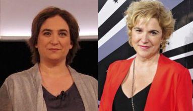 Enganxada radiofònica entre Pilar Rahola i Ada Colau - vilaweb.cat, 31.08.2015