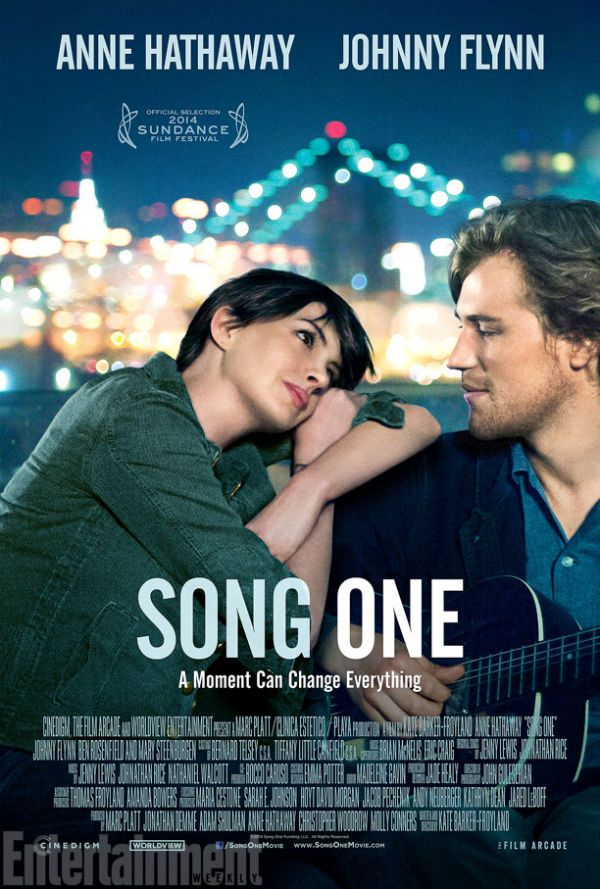 'Song One' próximo filme Anne Hathaway teve divulgado trailer http://cinemabh.com/trailers/song-one-proximo-filme-anne-hathaway-teve-divulgado-trailer
