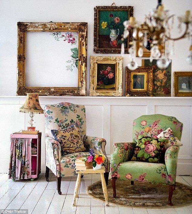 Interior Relooking: Arredare la casa in stile boho-chic