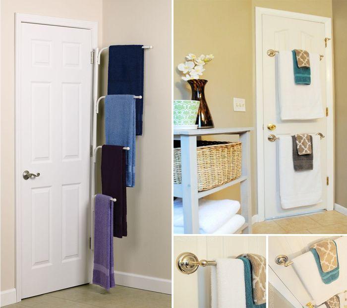 Как использовать пространство за дверью: 9 идей – Полезные советы