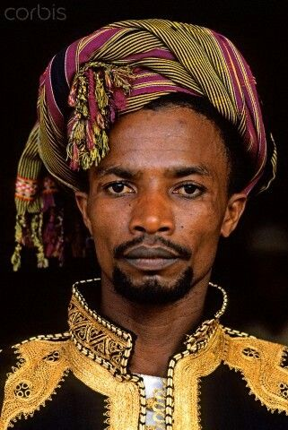 Man from Comoros. (Comoros, Eastern Africa) For more information about Vanilla Islands visit our blog vanillaislands.info