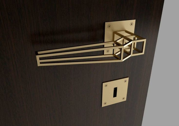 studioforma associated architects : outline    door handle
