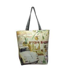 Buy Trendy Canvas Bag (Style 8) handbag online