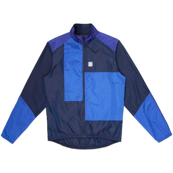 Patchwork Track Jacket – NOAH NYC