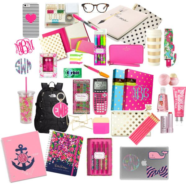 64 Best School Supplies Images On Pinterest School Essentials