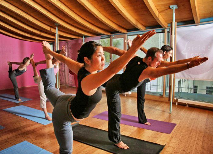 Das perfekte Yoga Wochenende in Berlin