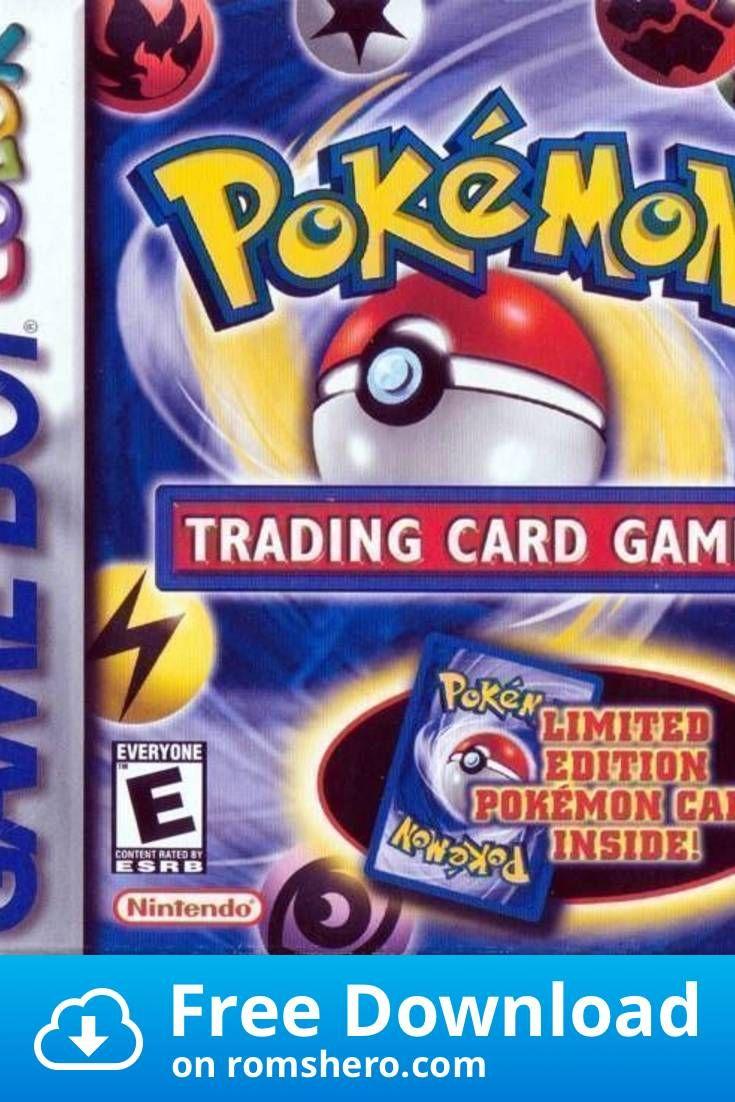 pokemon trading card game 2 gameboy rom