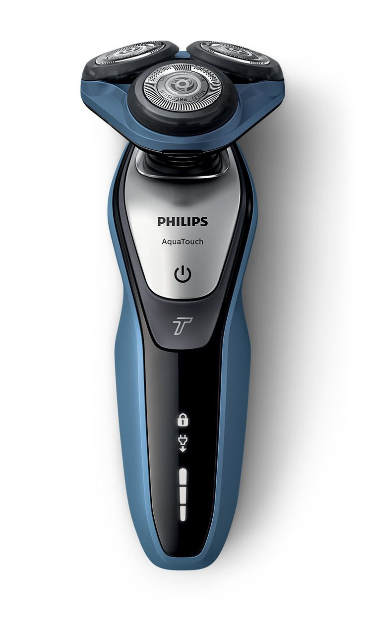 Philips Series 5000 Shavers / 2013 / 15- Peter Gal | Product designer | Amsterdam