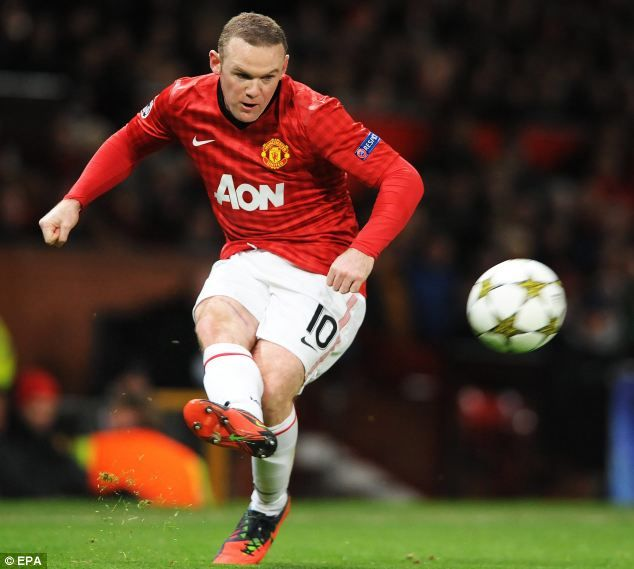 Wayne Rooney will welcome another baby boy