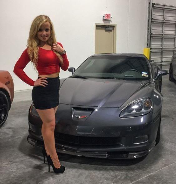 Corvette, Car Girls