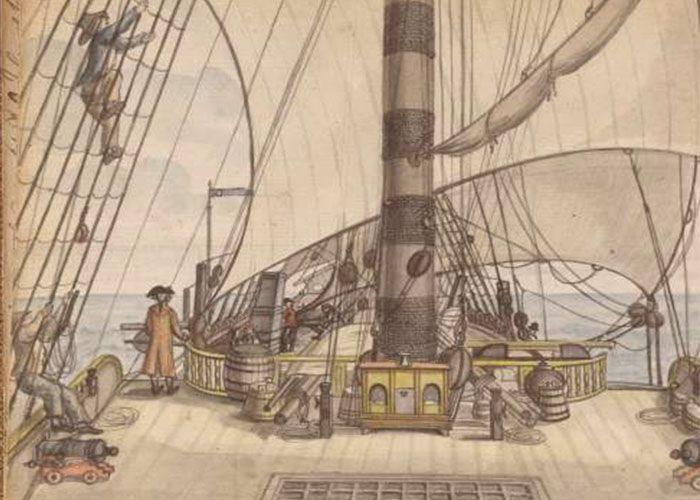 VOC dan Tionghoa awalnya sama-sama berdagang di Jawa, namun perbedaan mereka terletak pada sistim yang dianut. Kompeni memilih jalur perdagangan dengan konsesi-konsesi yang mereka dapat dari para penguasa lokal. Konsesi