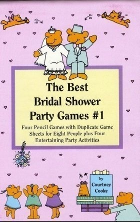 The Best Bridal Shower Party Games #1 « Library User Group