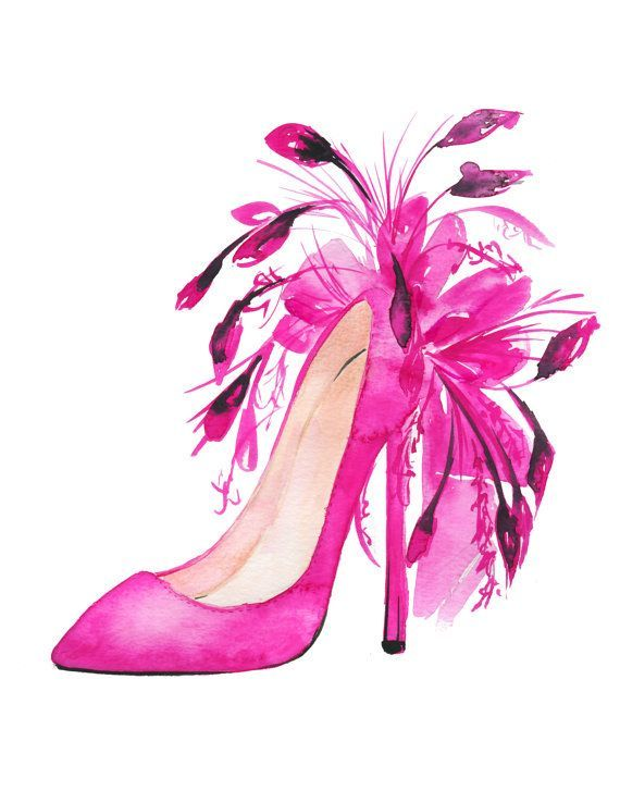 25 best ideas about fashion illustration shoes on