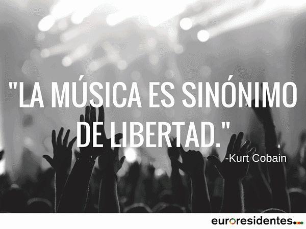 Música Kurt Cobain