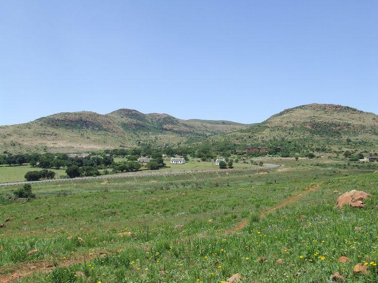 The Suikerbosrand Nature Reserve in Gauteng