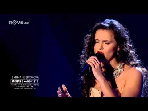 Superstar 2015 Sabina Slepčíková 22.11.2015 -  Hurt od Christiny Aguilery